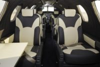 Private jet seats